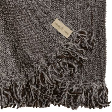 Winterhome Felldecke Imperial Yak darkbrown 130 x 180 cm – Bild 4
