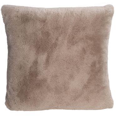 Winterhome Fellkissen Guanaco Pearl Full Fur  – Bild 1