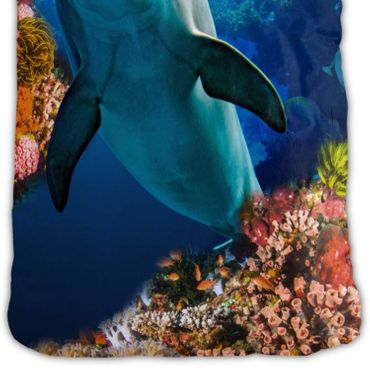 ESPiCO Bettwäsche Sleep and Dream Delfin Blau Renforcé – Bild 3