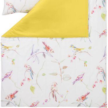 Estella Bettwäsche Sparrow 4745 985 multicolor Mako Satin – Bild 3