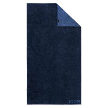 JOOP! Handtücher Classic Doubleface Navy 1600 14  – Bild 5