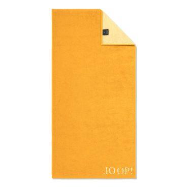 JOOP! Handtücher Classic Doubleface Honig 1600 50  – Bild 4