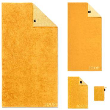 JOOP! Handtücher Classic Doubleface Honig 1600 50  – Bild 1
