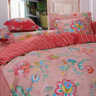 PiP Studio Bettwäsche Jambo Flower Pink Perkal – Bild 6