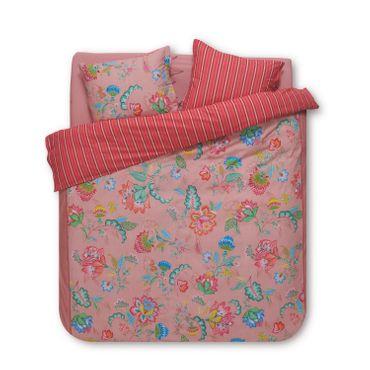 PiP Studio Bettwäsche Jambo Flower Pink Perkal – Bild 1