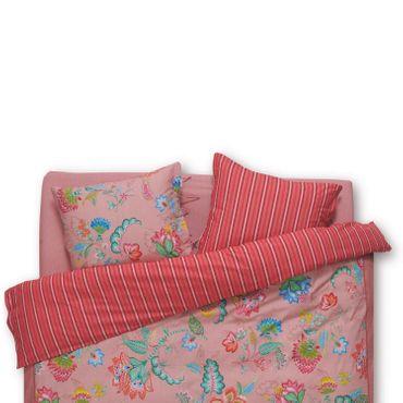 PiP Studio Bettwäsche Jambo Flower Pink Perkal – Bild 2