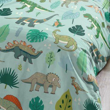 ESPiCO Bettwäsche Trendy Bedding Dinozeit Renforcé – Bild 7
