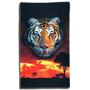 ESPiCO Strandlaken Tiger Mystic 100 x180 cm – Bild 1