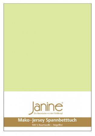 Janine Spannbettlaken Mako-Feinjersey Baumwolle Classic Jersey 5007 – Bild 16