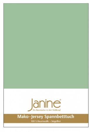 Janine Spannbettlaken Mako-Feinjersey Baumwolle Classic Jersey 5007 – Bild 20