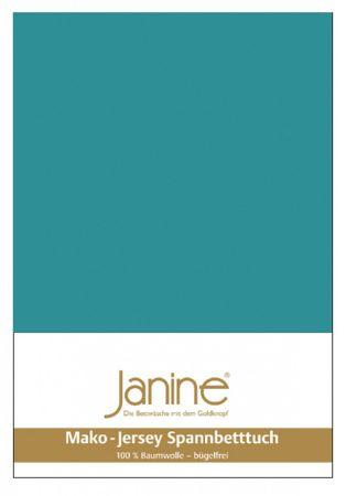 Janine Spannbettlaken Mako-Feinjersey Baumwolle Classic Jersey 5007 – Bild 8