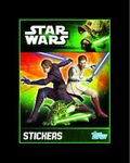Star Wars Clone Wars Sticker Bild 1