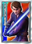 Star Wars Clone Wars Sticker 002