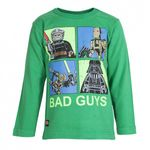LEGO Wear Jungen Langarmshirt LEGO Star Wars THOR 753 in Grün (870 GREEN) 001
