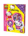 SES creative 14751 - Hello Kitty Bügelperlen, 1200 Stück 001