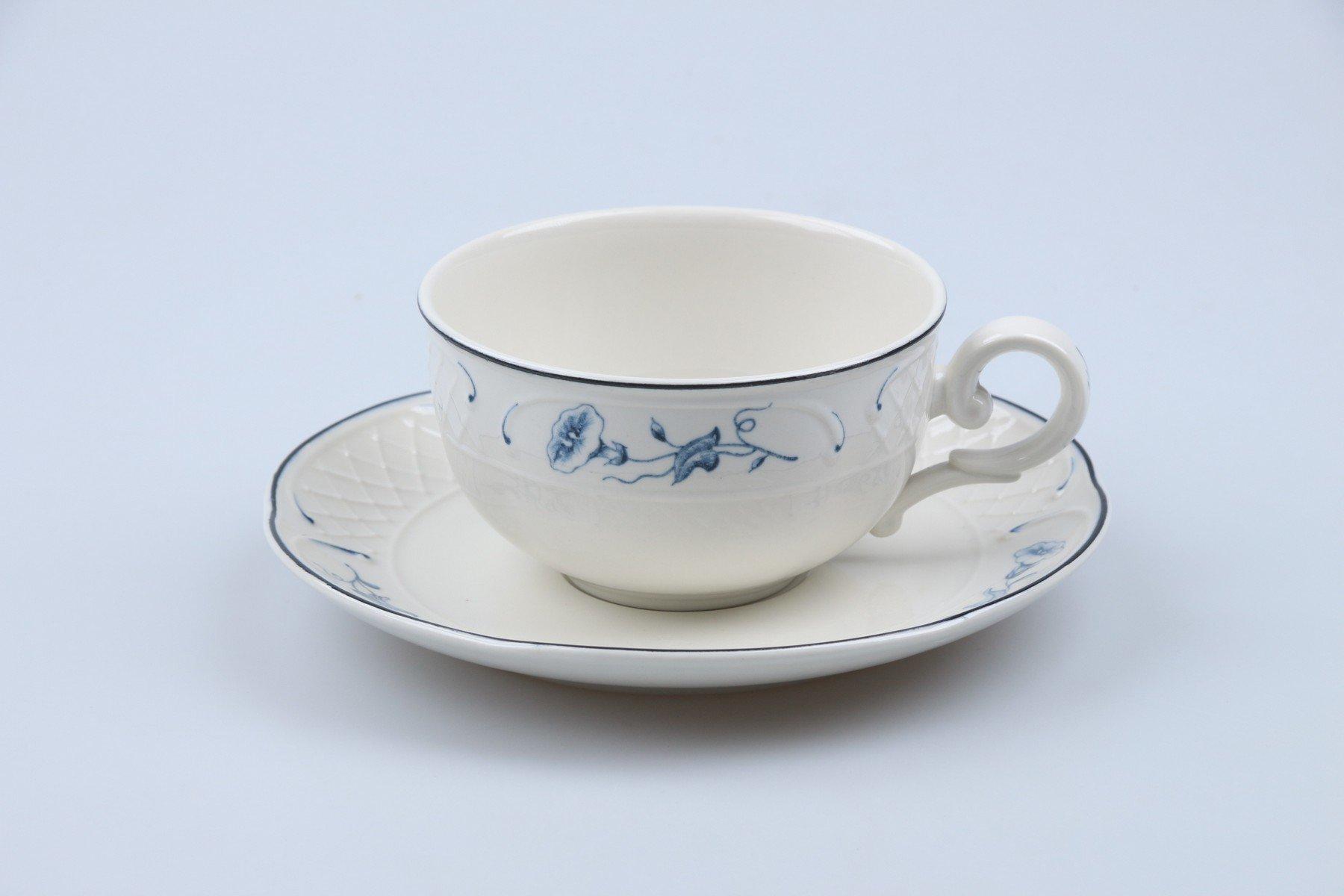 Val Bleu neuwertige Untertasse 14,5 cm für Kaffeetasse Villeroy /&Boch