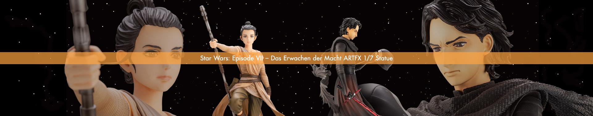Star Wars: Episode VII – Das Erwachen der Macht ARTFX 1/7 Statue: Rey