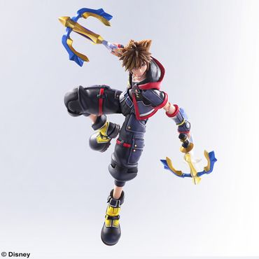 Kingdom Hearts III Bring Arts Action Figur: Sora – Bild 3