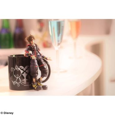 Kingdom Hearts III Bring Arts Action Figur: Sora – Bild 5