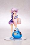 Hyperdimension Neptunia [Choujigen Game Neptune: The Animation] 1/8 Statue: Neptune