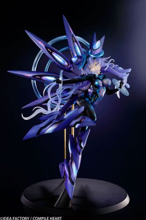 Megadimension Neptunia VII [Shin Jigen Game Neptune VII] 1/7 Statue: Next Purple