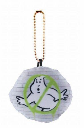 Ghostbusters Ichiban KUJI H-Preis Plüsch-Schlüsselanhänger: Logo [Graffiti]