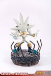 Sonic the Hedgehog Statue: Silver the Hedgehog 001