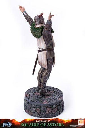 Dark Souls 1/4 Statue: Solaire von Astora – Bild 4