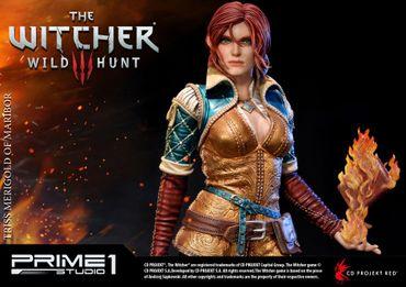 The Witcher 3: Wild Hunt Premium Masterline 1/4 Statue: Triss Merigold – Bild 8