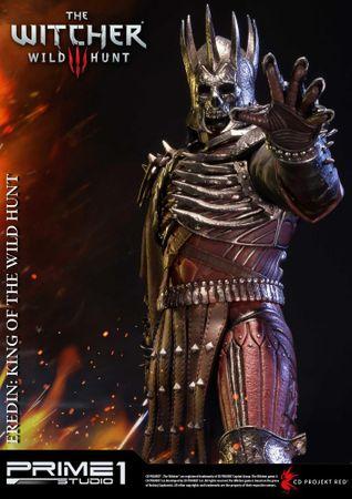 The Witcher 3: Wild Hunt Premium Masterline 1/4 Statue: Eredin Bréacc Glas – Bild 7