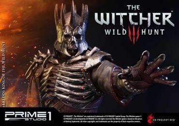 The Witcher 3: Wild Hunt Premium Masterline 1/4 Statue: Eredin Bréacc Glas – Bild 9