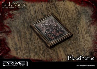 Bloodborne: The Old Hunters Ultimate Premium Masterline 1/4 Statue: Fürstin Maria des Astralen Uhrturms – Bild 13