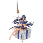 Dragon Girls [Ikki Tousen] Ribbon Doll Collection Statue: Kan'u Unchou