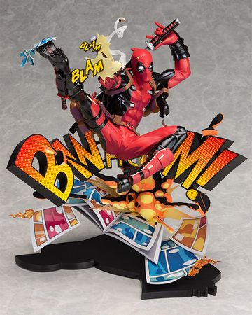 Deadpool Statue: Deadpool [Breaking the Fourth Wall] – Bild 1