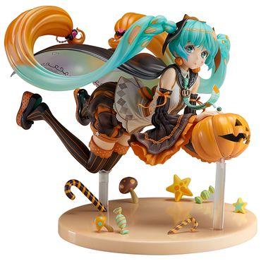 Vocaloid Statue: Hatsune Miku TRICK or MIKU