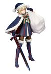 Fate/Grand Order 1/7 Statue: Rider Artoria Pendragon [Santa Alter]
