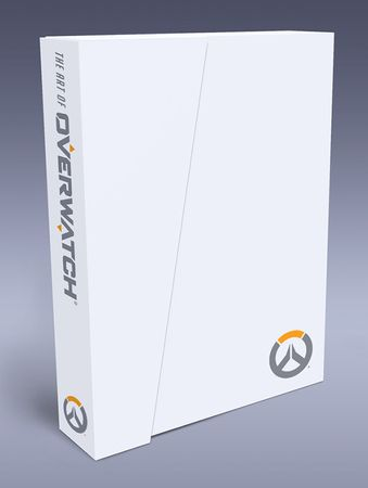 Overwatch Kunstbuch: The Art of Overwatch [Limited Edition Hardcover] – Bild 2