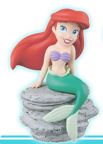 Disney Characters MEGA World Collectable Figure [WCF] story.06 Arielle, die Meerjungfrau Figur A: Arielle – Bild 2