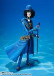 One Piece FiguartsZERO Statue: Brook [20th Anniversary Version]