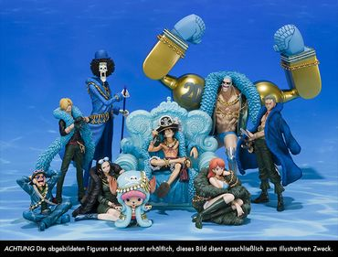 One Piece FiguartsZERO Statue: Nico Robin [20th Anniversary Version] – Bild 6