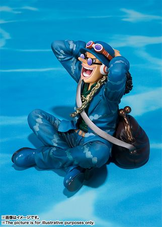 One Piece FiguartsZERO Statue: Lysop [20th Anniversary Version] – Bild 2