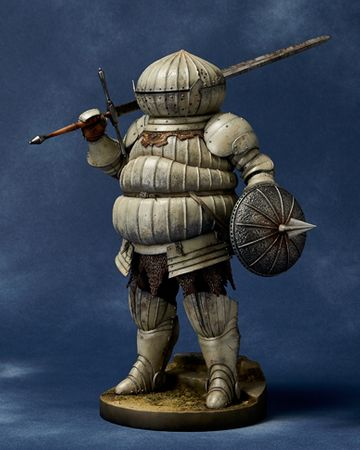 Dark Souls 1/6 Statue: Siegmeyer von Catarina [San Diego Comic-Con 2017 Exclusive] – Bild 1