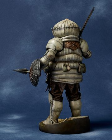 Dark Souls 1/6 Statue: Siegmeyer von Catarina [San Diego Comic-Con 2017 Exclusive] – Bild 3
