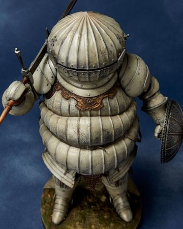 Dark Souls 1/6 Statue: Siegmeyer von Catarina [San Diego Comic-Con 2017 Exclusive] – Bild 12