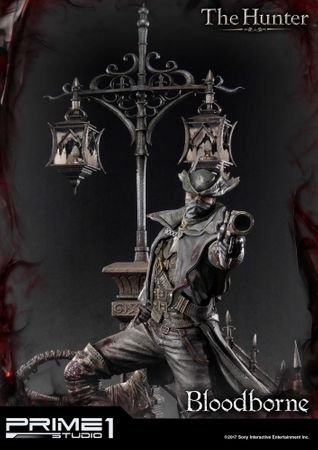 Bloodborne: The Old Hunters Ultimate Premium Masterline 1/4 Statue: Der Jäger – Bild 7