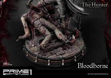 Bloodborne: The Old Hunters Ultimate Premium Masterline 1/4 Statue: Der Jäger – Bild 18