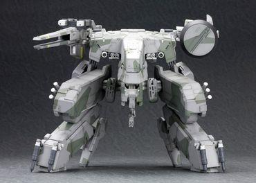 Metal Gear Solid Maßstab 1/100 Modellbausatz: Metal Gear REX – Bild 8
