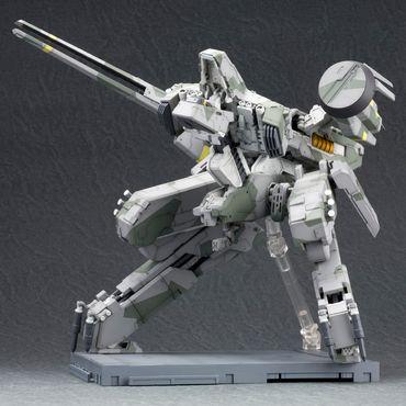 Metal Gear Solid Maßstab 1/100 Modellbausatz: Metal Gear REX – Bild 22