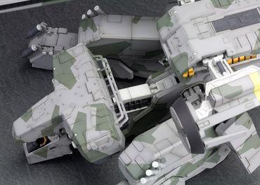 Metal Gear Solid Maßstab 1/100 Modellbausatz: Metal Gear REX – Bild 24