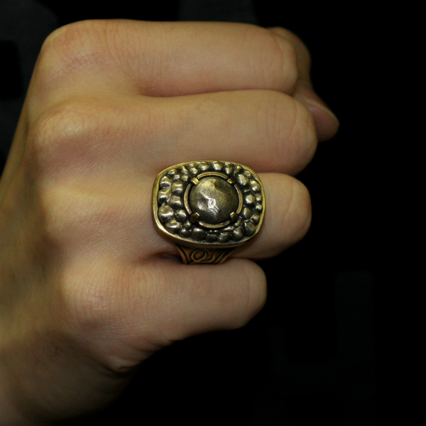 DARK SOULS × TORCH TORCH Rings Collection: Havel's Ring